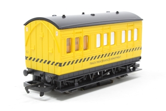 R296-PO44 Track cleaning coach - Pre-owned - Like new
