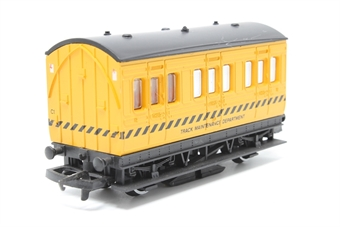 R296-PO71 Track cleaning coach - Pre-owned - Like new