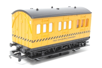 R296-PO72 Track cleaning coach - Pre-owned - Imperfect Box