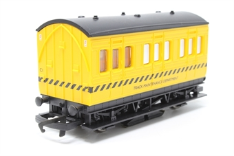R296-PO73 Track cleaning coach - Pre-owned -  imperfect box