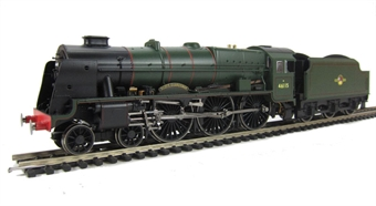 R3018 Class 6P Royal Scot 4-6-0 46115 'Scots Guardsman' in BR Green with late crest