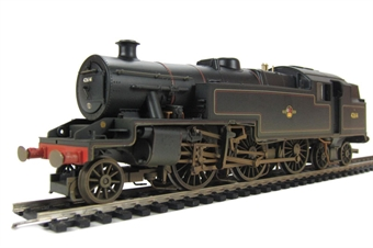 R3021A Class 4P Stanier 2-6-4T 42614 in BR Black (weathered)