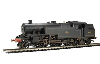 R3021 Class 4P Stanier 2-6-4T 42613 in BR Black (weathered)