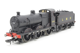 R3030-PO03 Fowler 4F Class 0-6-0 4312 in LMS Black - Pre-owned - Like new - imperfect box