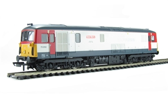 R3045 Class 73 73202 in Gatwick Express Livery
