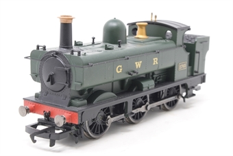 R3066-PO01 Class 2721 0-6-0PT 2765 in GWR Green - Pre-owned - Noisy runner, imperfect box