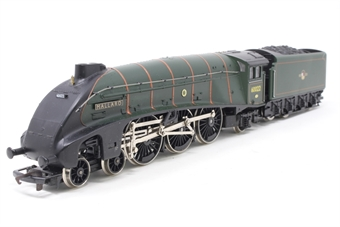 R309-PO10 Class A4 4-6-2 'Mallard' 60022 in BR Green - Pre-owned - Poor runner due to jammed driving wheels, imperfect box