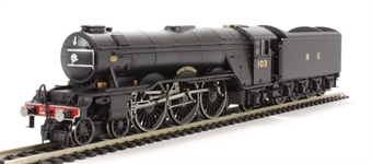 """R3100 Class A3 4-6-2 103 """"Flying Scotsman"""" in NE Wartime Black - 1943 NRM Limited Edition"""