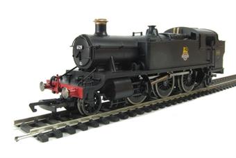 R3110 Class 61XX Prairie 2-6-2T 6129 in BR Black