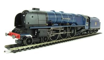"R3111 Princess Coronation Class 4-6-2 ""City Of Edinburgh"" 46241 in BR Blue"