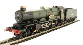 """R3118 Class 4073 'Castle' 4-6-0 7023 """"Penrice Castle"""" in BR green with late crest"""