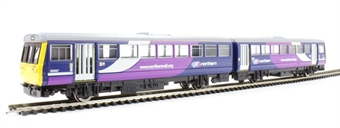 R3140 Class 142 (Pacer) DMU 55567 in Northern Rail livery