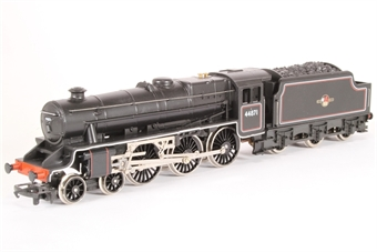 R314 Class 5 'Black 5' 4-6-0 44808 in BR Black