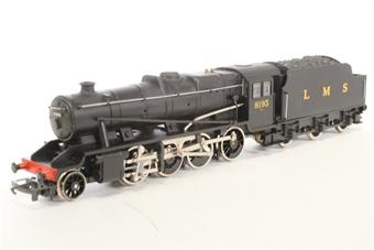 R315-8F Class 8F 2-8-0 8193 in LMS Black