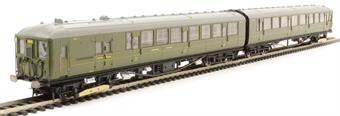 R3161A Class 401 2-BIL 2-car EMU 2041 in SR green livery DCC ready