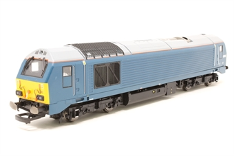 R3183-PO03 Class 67 67002 in Arriva Trains Wales livery - Pre-owned - DCC Sound-fitted, lights go not work on one end, loose glazing on one end, driver added, missing coupling