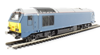 R3183 Class 67 67002 in Arriva Trains Wales livery