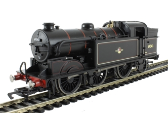 R3188 Class N2 0-6-2T 69589 in BR Black with late crest