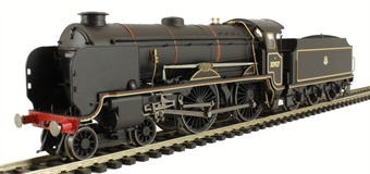 R3194 Class V Schools 4-4-0 30937 'Epsom' in BR Black with early emblem