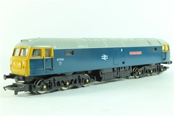 R319 Class 47 47541 The Queen Mother' in BR Blue