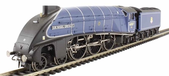 R3201 Class A4 4-6-2 60007 'Sir Nigel Gresley' in BR Blue with early emblem - The Great Gathering range with etched nameplates
