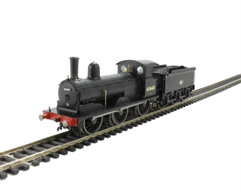 R3232 Class J15 0-6-0 65445 in BR Black with late crest