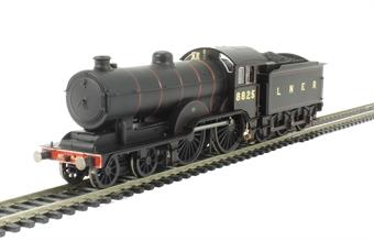 R3233 Class D16/3 4-4-0 8825 in LNER Black