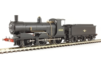 R3239 Drummond Class 700 0-6-0 30315 in BR black with late crest