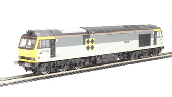 "R3266 Class 60 60090 ""Quinag"" in Railfreight Coal sector livery"