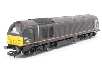 R3272-PO04 Class 67 67006 'Royal Sovereign' in EWS Royal claret - Pre-owned - DCC fitted