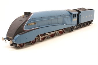 "R3285TTS-PO08 Class A4 4-6-2 4469 ""Gadwall"" in LNER Garter Blue with TTS Sound - Railroad range - Pre-owned - slightly noisy runner"