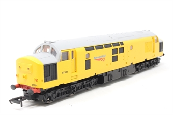 R3289TTS-PO07 Class 97 97301 in Network Rail livery with TTS Sound - Railroad range - Pre-owned - Like new