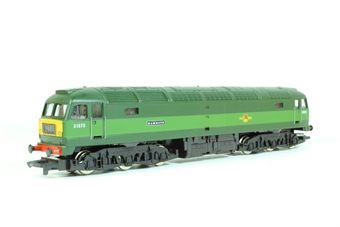 R328 Class 47 D1670 'Mammoth' in BR Green