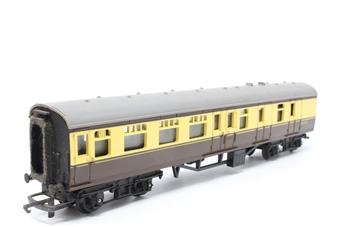 R329A-PO W.R Main Line Brake 2nd Coach W34302 - Pre-owned - imperfect box