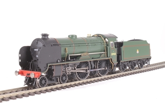 """R3311 Class V Schools 4-4-0 30908 """"Westminster"""" in BR green with early emblem"""