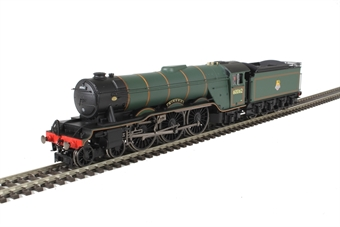 """R3312 Class A3 4-6-2 60062 """"Minoru"""" in BR Green with early emblem"""