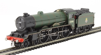"""R3318 Class B17/6 4-6-0 61646 """"Gilwell Park"""" in BR Green with early emblem"""