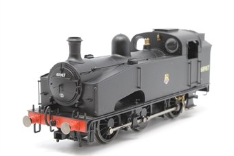 R3325-PO09 Class J50/4 0-6-0T 68987 in BR Black with early emblem - Pre-owned - DCC fitted