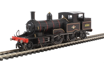 R3334 Class 415 Adams Radial 4-4-2T 30582 in BR black with late crest £59