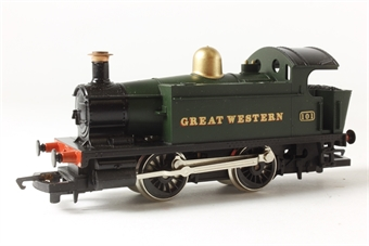 R333B Class 101 Holden 0-4-0T 101 in GWR Green