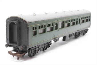 R334.CentreCar-PO26 DMU centre car M59120 - Pre-owned - marks and scratches to sides and roof - replacement box