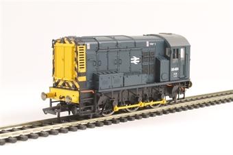 R3342 Class 08 shunter 08489 in BR blue