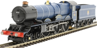 R3370 Class 6000 King 4-6-0 'King Richard II' BR blue with early emblem