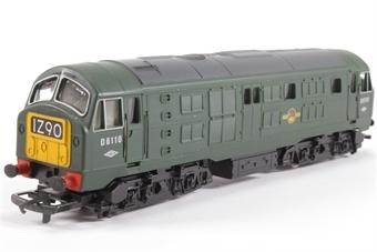 R337 Class 29 D6142 in BR Blue