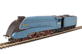 "R3395TTS Class A4 4-6-2 4468 ""Mallard"" in LNER Garter Blue - TTS sound fitted - Railroad Range"