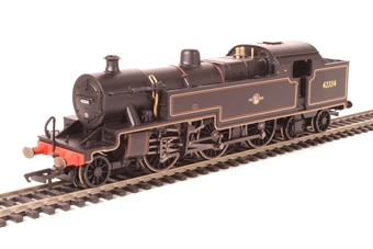 R3404 Class 4P Fowler 2-6-4T 42334 in BR Lined Black with late crest