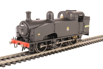 R3407 Class J50 0-6-0T 68959 in BR Black with early emblem