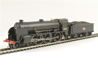 R3413 Class S15 4-6-0 30831 in BR Black with late crest