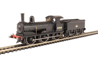 R3416 Class J15 0-6-0 65464 in BR Black with late crest
