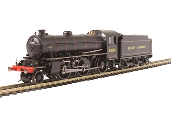 R3418 Class K1 2-6-0 62006 in BR black with BRITISH RAILWAYS lettering